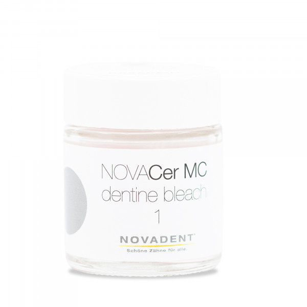 NOVACer® MC dentine bleach