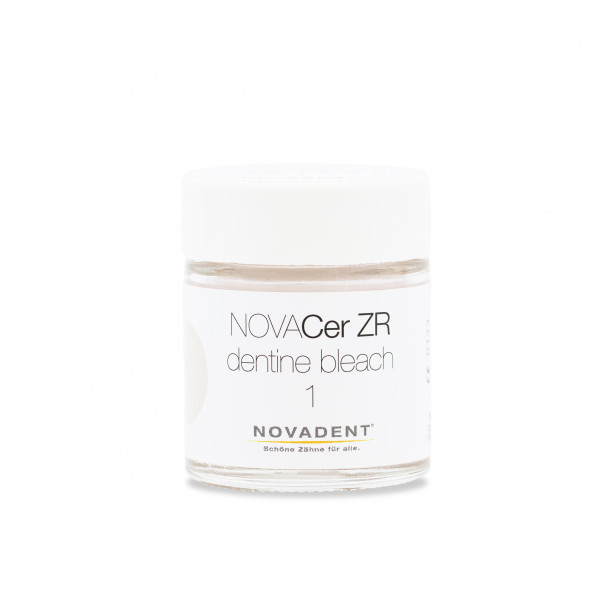 NOVACer® ZR dentine bleach