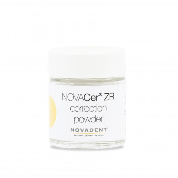 NOVACer® ZR correction powder