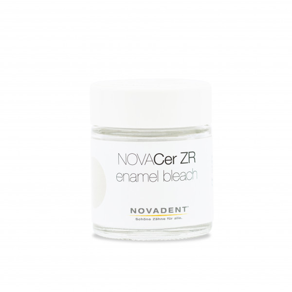 NOVACer® ZR enamel bleach
