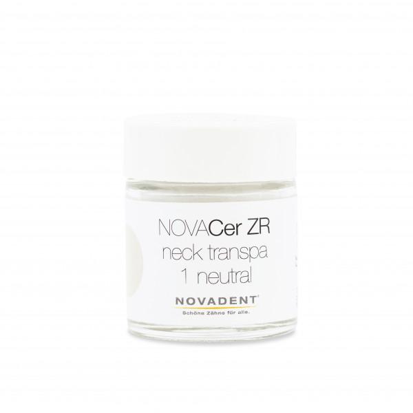 NOVACer® ZR neck transpa
