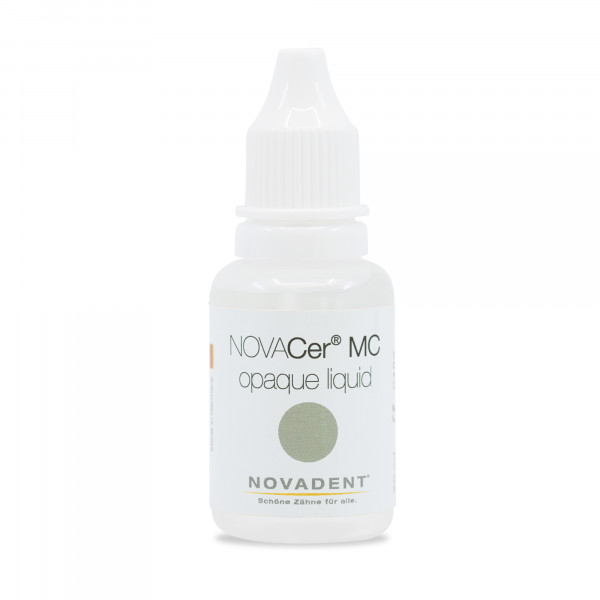 NOVACer® MC modelling opaque liquid